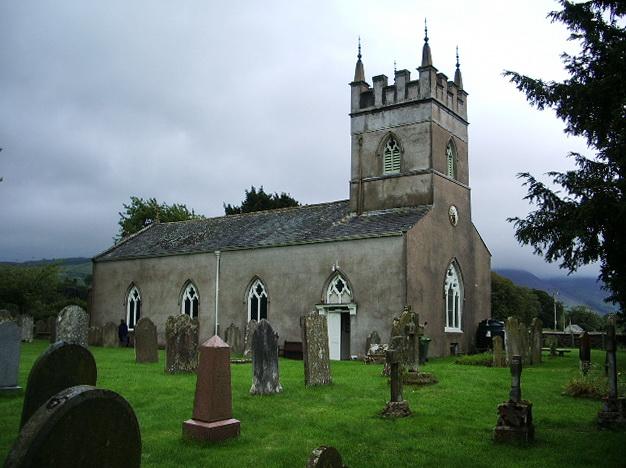 Church of St Cuthbert, Lorton