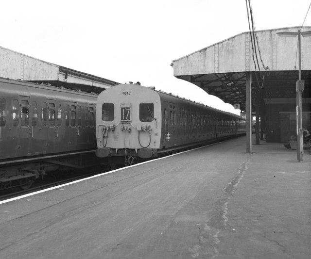 Epsom station