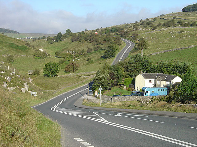 Grin Low Road at Brook Bottom