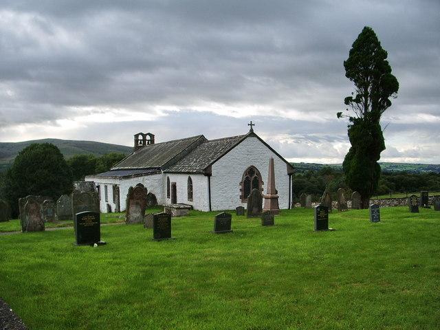Church of St Kentigern, Castle Sowerby