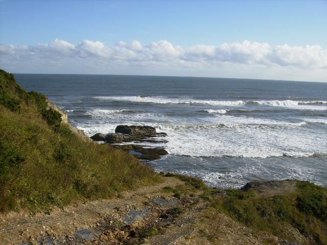Perilous Rocks at Cornelian Bay