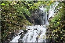 J3996 : Glenoe waterfall (22) by Albert Bridge