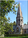 TQ1450 : St Barnabas Church, Ranmore by Colin Smith