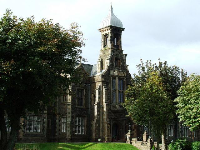 Sir Gabriel Wood's Mariners' Home
