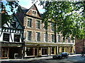 SK3436 : Gell's Town House - Friar Gate, Derby by J147