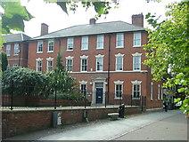 SK3436 : Former Derbyshire Hospital for Women - Friar Gate, Derby by J147