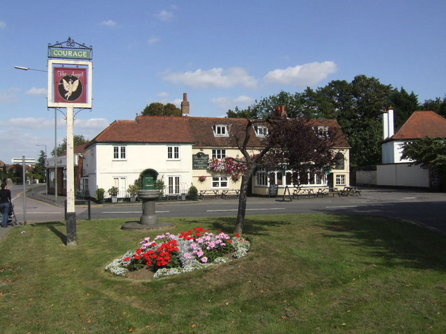 The Angel, Thames Ditton