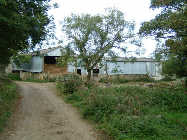 West Towan farm buildings