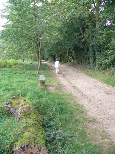 Bridleway to Yewtree Farm