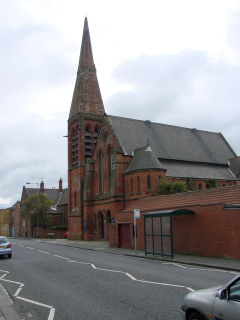 The United Reformed Church, Waterloo Road, Blyth