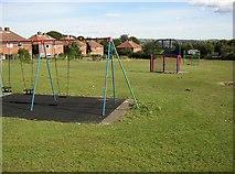 SE1321 : Recreation Ground, Field Lane Estate, Rastrick by Humphrey Bolton