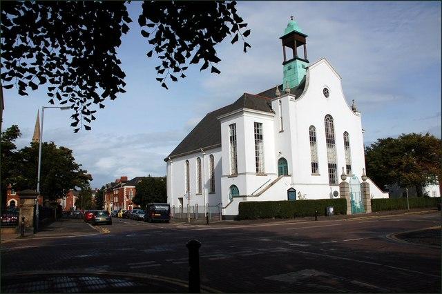 First Church of Christ, Scientist, Belfast (1)