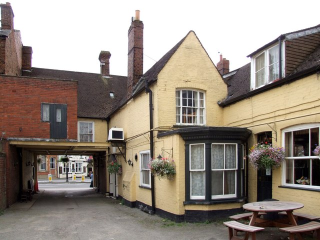 The Red Lion, Horncastle