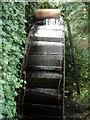 SW9039 : Melinsey Waterwheel by Trevor Rickard