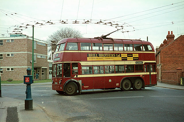 British Trolleybuses - Reading