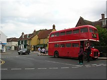 TG0738 : Routemaster bus by DS Pugh