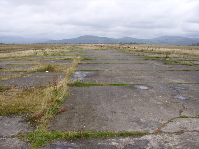 Baldoon Airfield Runway