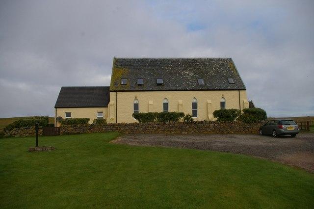 Kirkapol House / Taigh Chirceapoil