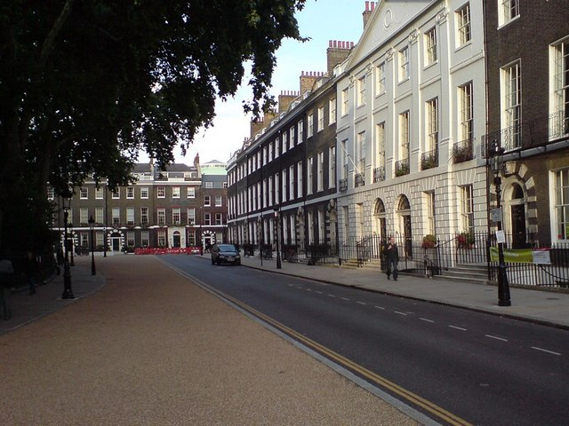 South Side of Bedford Square