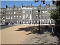 TQ2981 : North Side of Bedford Square by Rich Tea