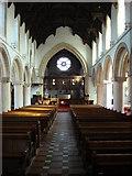 TL7835 : Interior, St. Nicholas' Church, Castle Hedingham by Oxyman