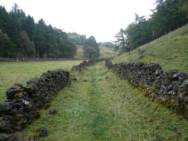 Former Roman Road