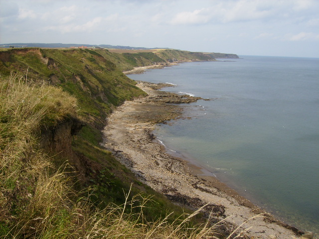 North of Scalby Ness