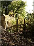 SE1323 : Stile, Mill Hill Lane, Brighouse by Humphrey Bolton