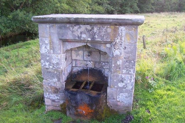 St Mungo's Well