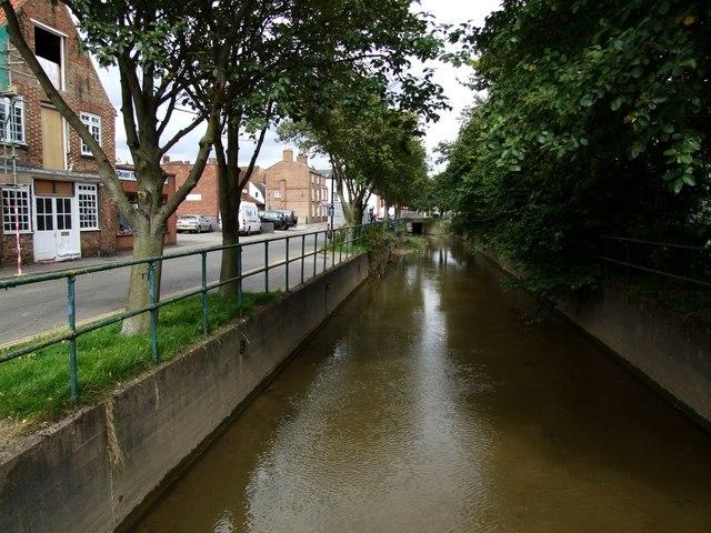 South Basin of the Horncastle Canal, Horncastle
