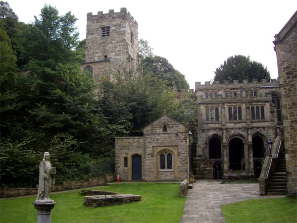 St Winefride's Well and Chapel, Holywell