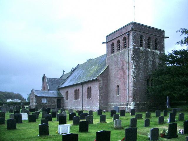 All Saints Church, Allhallows, Mealsgate