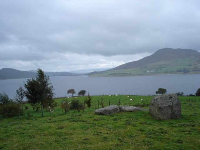 Llyn Celyn Reservoir