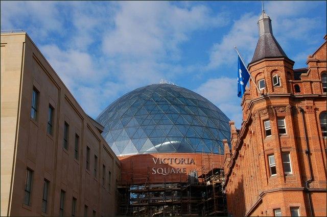 Belfast's new dome (4)
