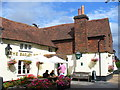 TQ0753 : The Barley Mow by Colin Smith