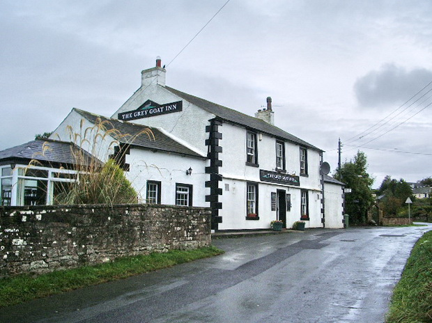 The Grey Goat Inn, Baggrow