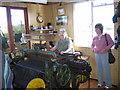 NG1793 : Plocrapol, Harris Tweed weaving by Les Hull