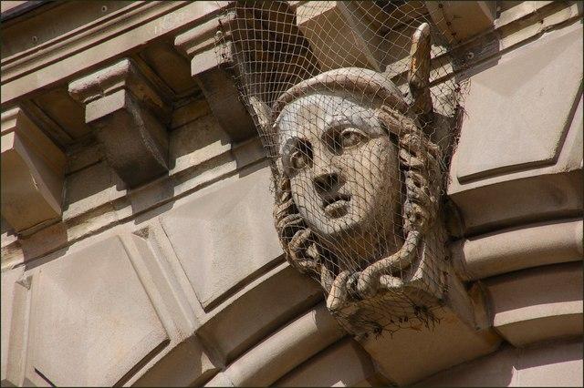 Head, Custom House, Belfast (1)