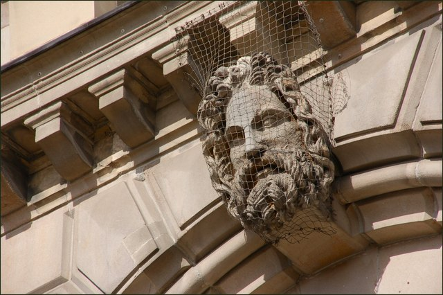 Head, Custom House, Belfast (2)
