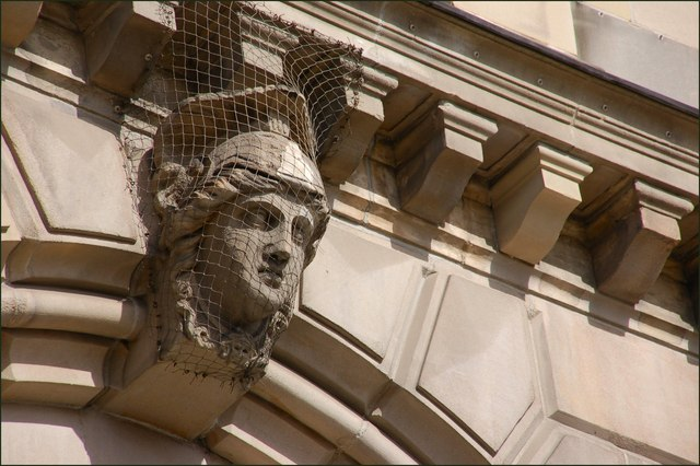 Head, Custom House, Belfast (3)