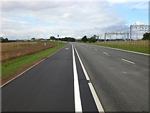 SK0419 : Rugeley Bypass looking North West by Jack Barber