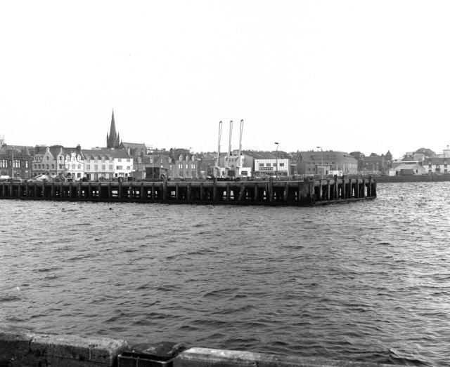 Stornoway Pier