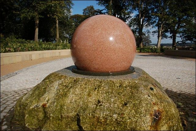 An unusual object in Lisburn