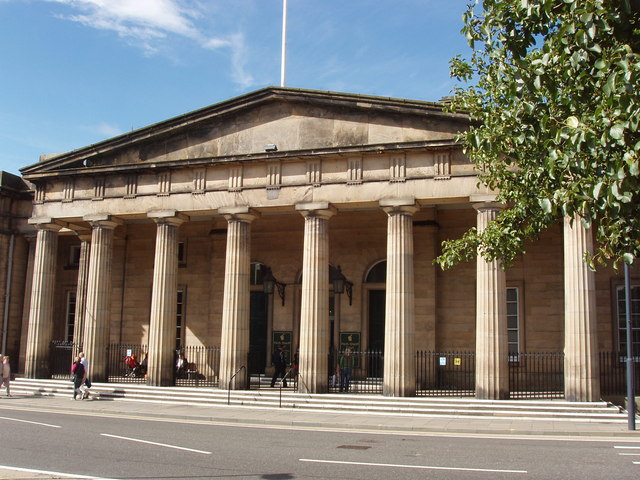 Perth sheriff court