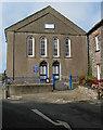 SM7525 : Ebenezer Congregational Chapel, St. David's by Pauline E