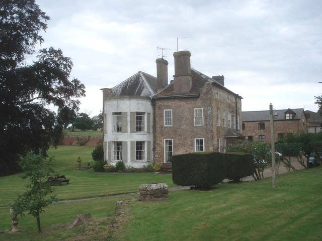 The Vicarage at Foy