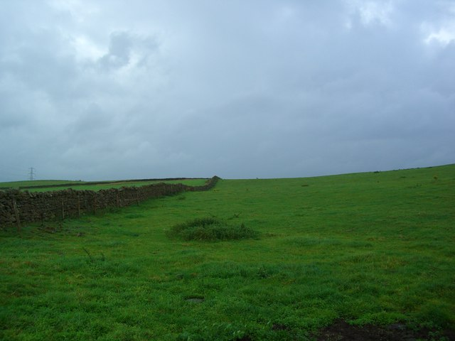 Farmland at west Brownrigg