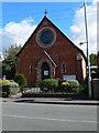 SJ4222 : Baschurch Methodist Church by Eirian Evans