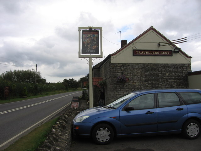 The Travellers Rest on the Fosse Way