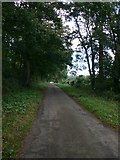 SJ5022 : Country road by Eirian Evans